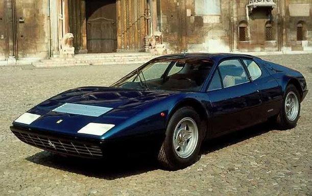 1972 - Ferrari, 365 GTS (Boxer)