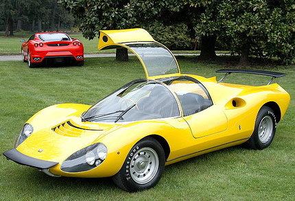 1967 - Ferrari, Dino Pinifarina Berlinetta Prototipo Competizione