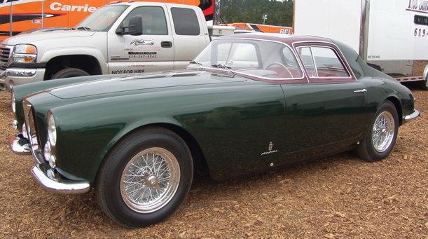 1955 - Ferrari, 375 America Pinin Farina Coupe Speciale