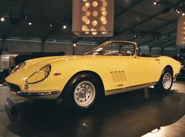 1967 - Ferrari, 275 GTS/4 Alloy NART Spider