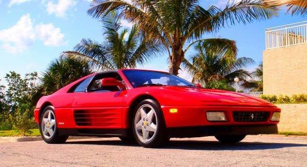1992 - Ferrari, 348TS