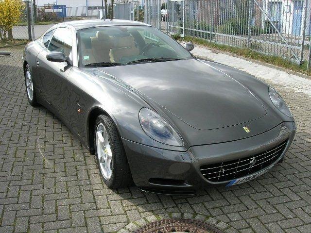 2008 - Ferrari, 612 Scaglietti