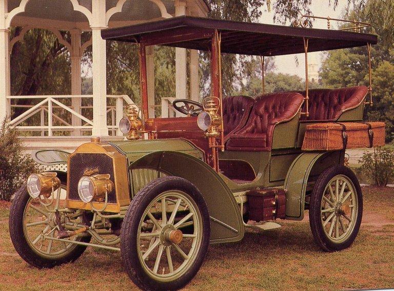 1904 - Packard, Model L