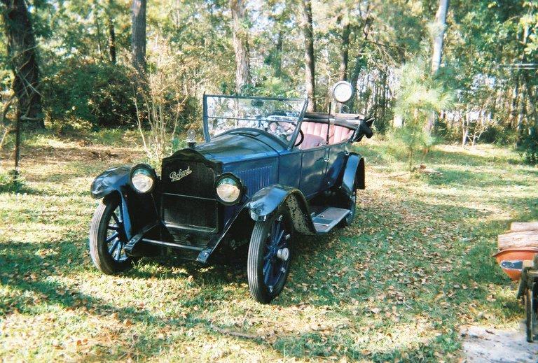 1921 - PACKARD, 116