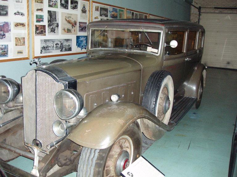 1932 - PACKARD, 906 Twin Six