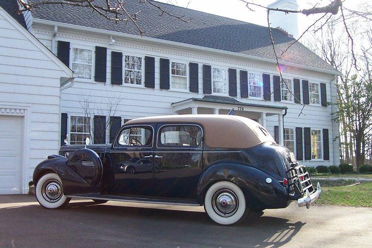 1941 - Packard, 1807