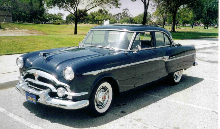 1953 - Packard, De Luxe Clipper