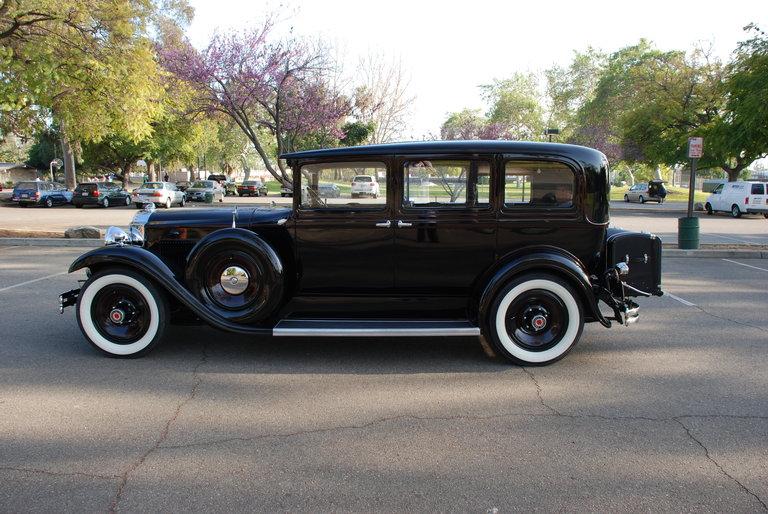 1930 - Packard, #733 -7 passenger Limousine