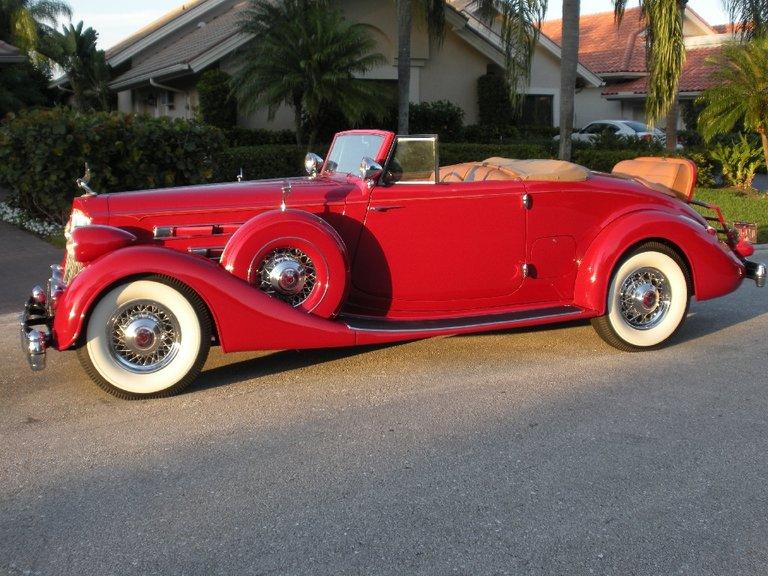 1936 - Packard - Packard