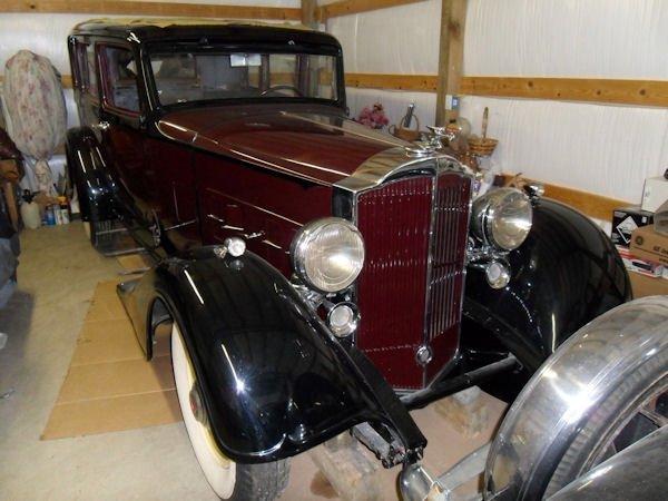 1934 - Packard - Packard