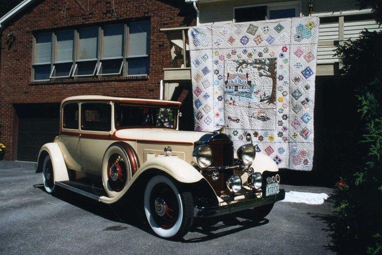 1931 - Packard - Packard