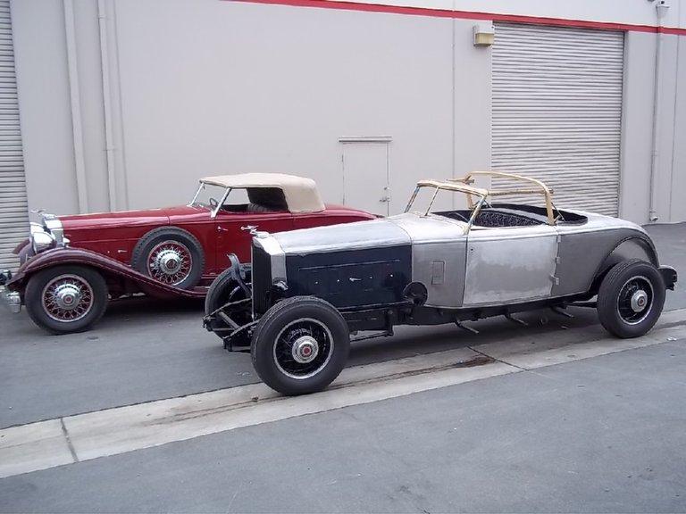 1932 - Packard - Packard