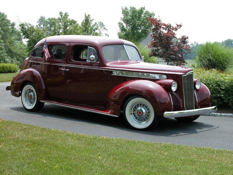 1940 - Packard, 110