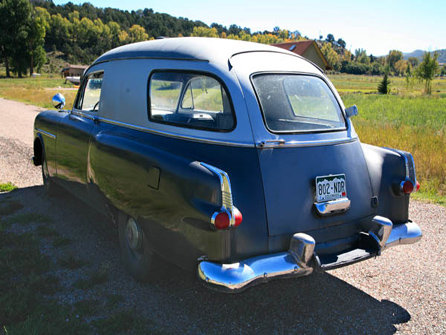 1954 - Packard, Ambulance Clipper