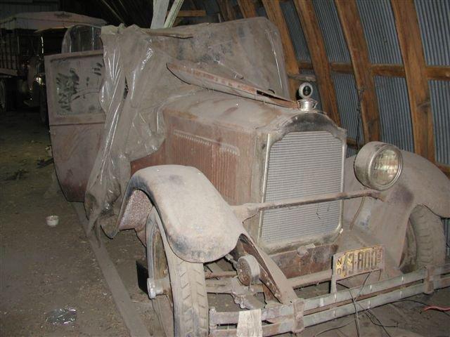 1926 - Packard, packard