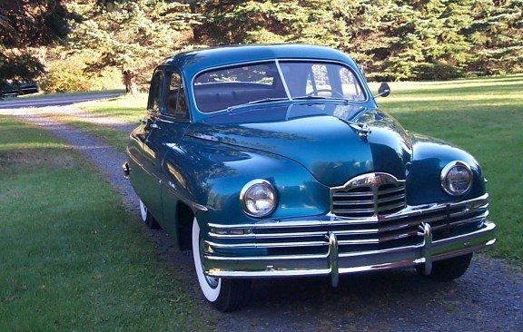1950 - Packard, Deluxe Eight