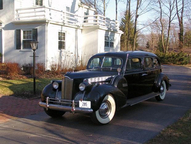 1940 - Packard Super 8 180,, 1808 Touring Sedan