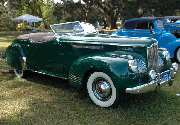 1941 - Packard, Super 8 180 Darrin