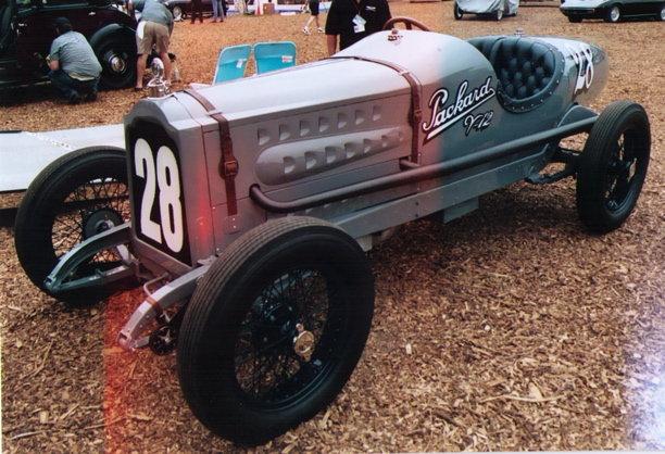 1916 - Packard, Twin Six Racer