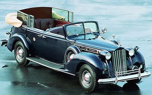 1939 - Packard, Twelve Presidential Limousine