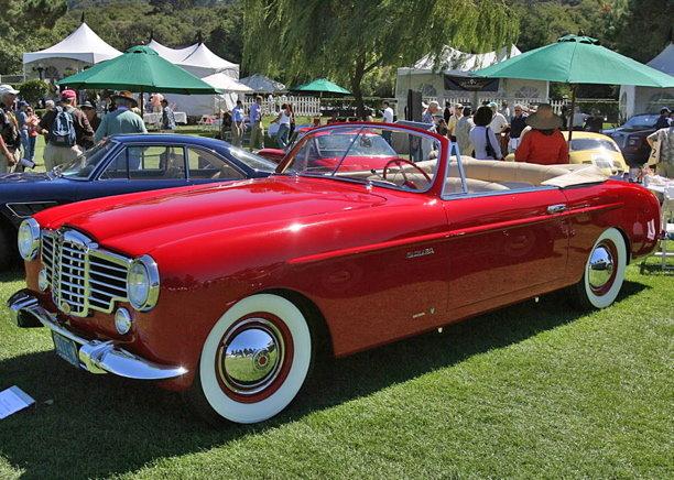1948 - Packard, Victoria Vignale