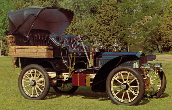 1904 - Packard, Touring Model L