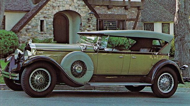 1929 - Packard, Model 6-45 Phaeton