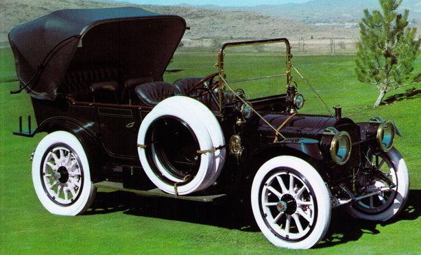 1912 - Packard, Model 30 Touring