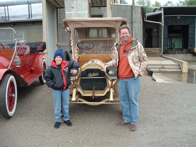 1910 - Packard, Model 18