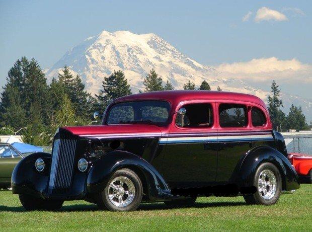 1937 - Packard, Custom Street Rod