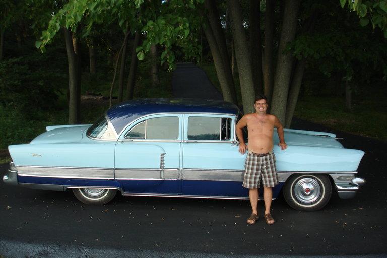 1956 - Packard, Patrician