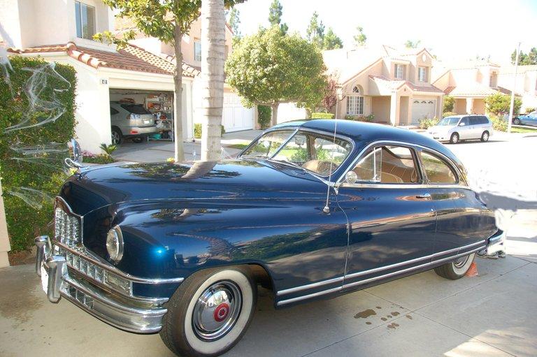1949 - Packard, Custom 8