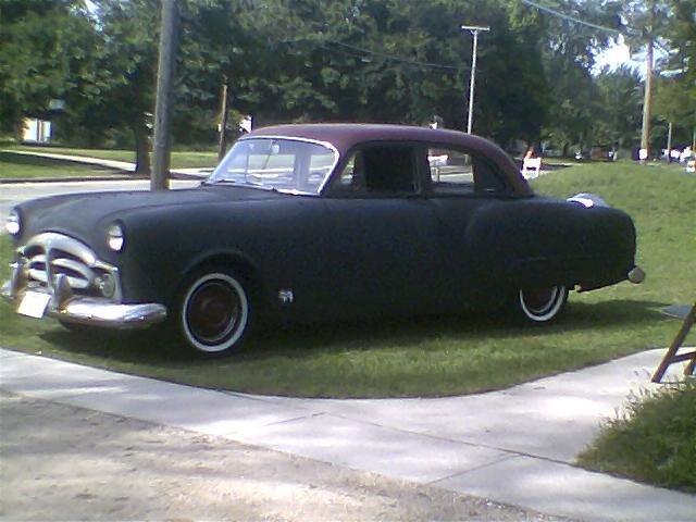 1951 - Packard, 200 deluxe