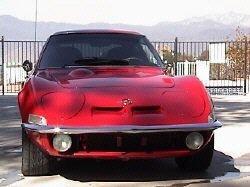 1971 - Opel, GT