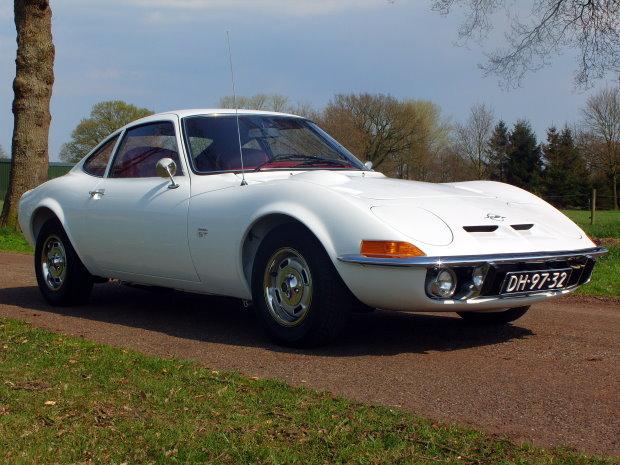 1970 - Opel, GT