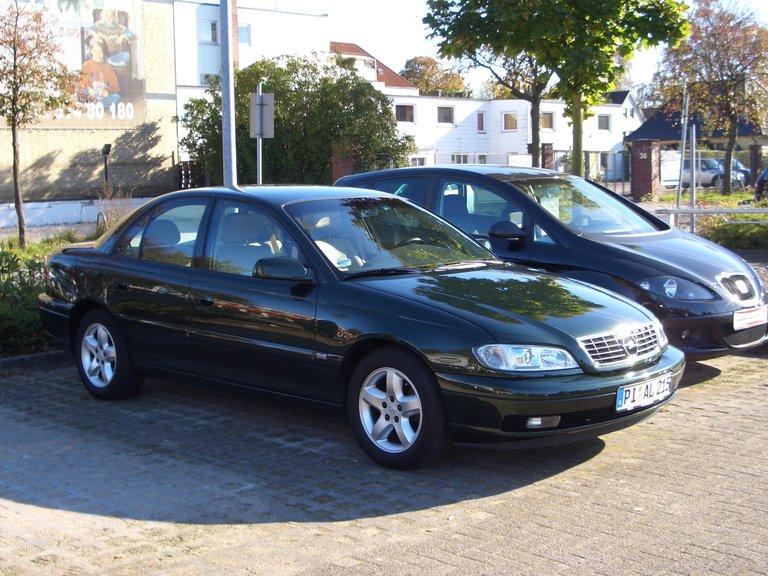 2002 - Opel, Omega