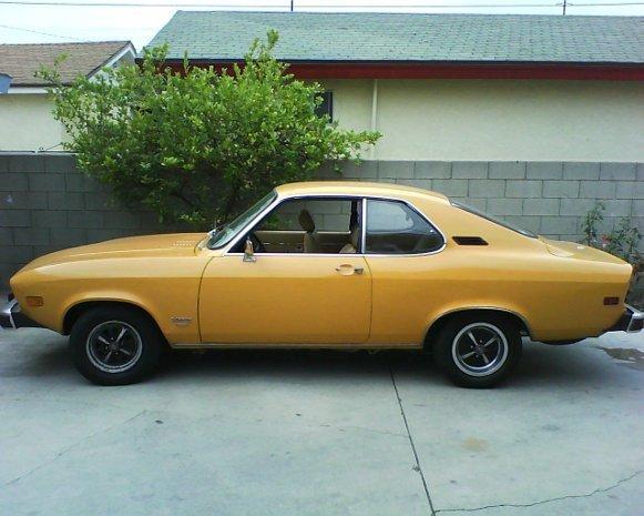 1975 - Opel, Manta