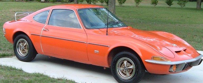 1973 - Opel - Opel