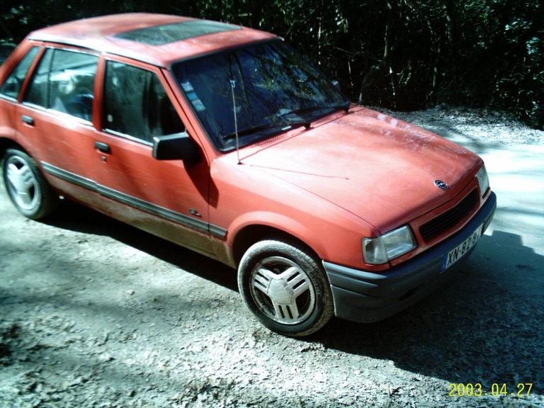 1991 - Opel, Corsa