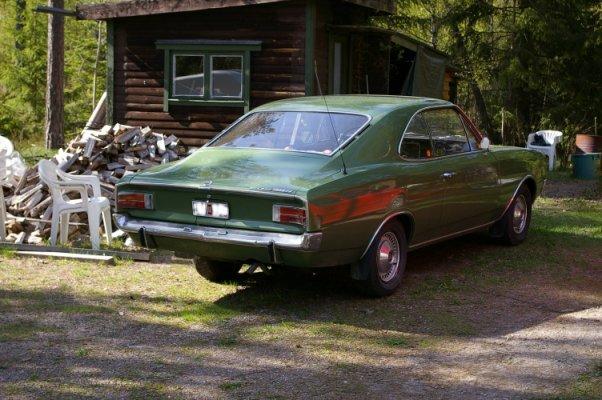1971 - Opel, Rekord 1900