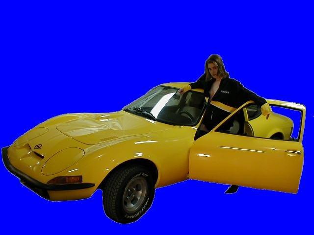 1972 - Opel, GT