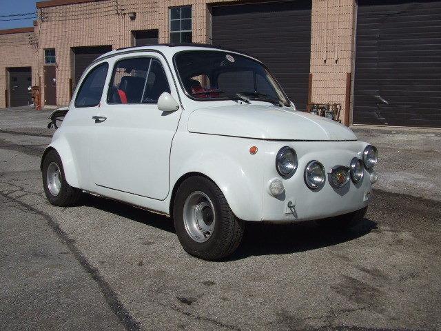 1970 - Fiat, 500