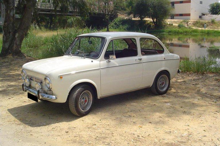 1969 - FIAT, 850 Special