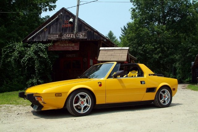 1982 - Fiat, X-1/9