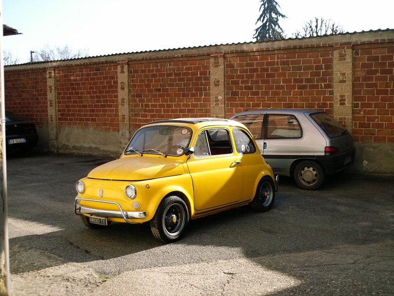1969 - Fiat, 500 L