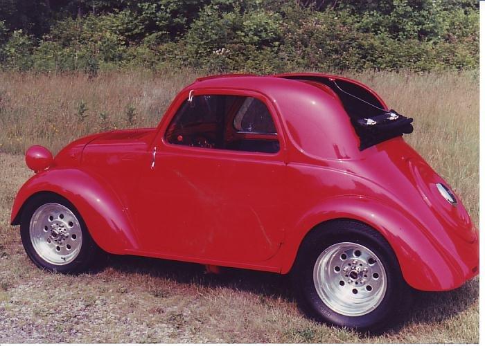 1948 - FIAT, TOPOLINO