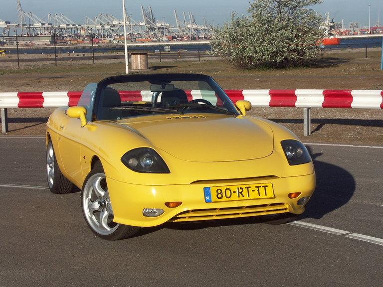 1995 - Fiat, Barchetta