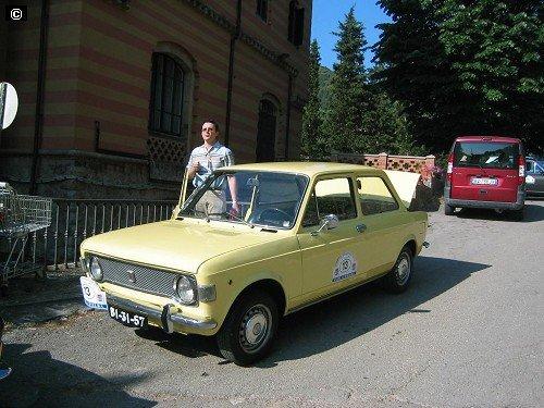 1971 - Fiat, 128