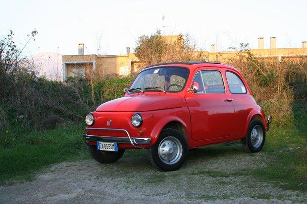 1972 - Fiat, 500L