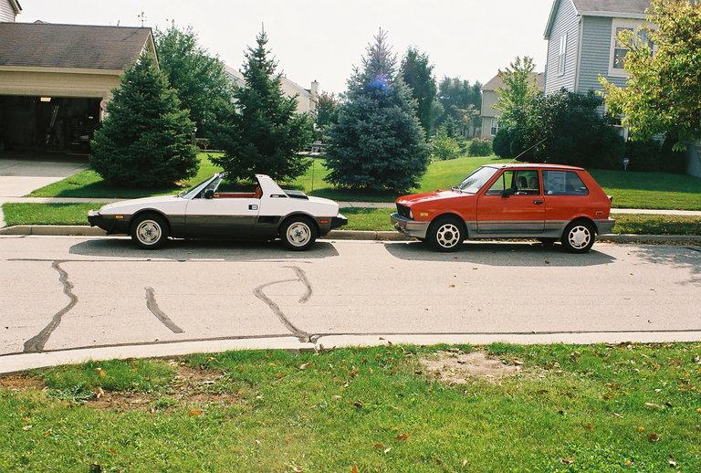 1984 - FIAT, X1/9 BERTONE